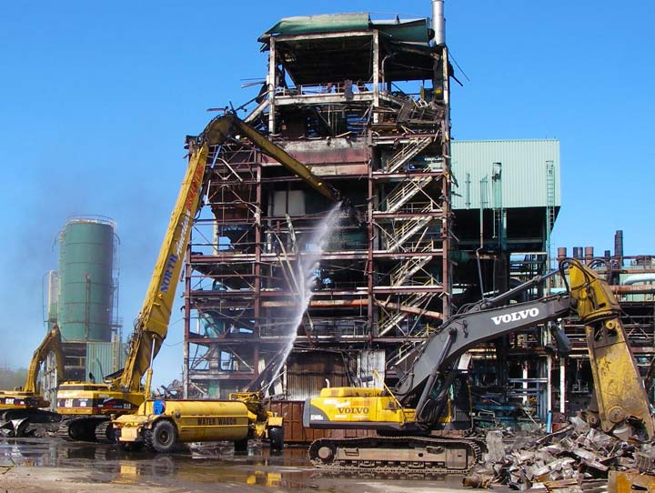 NADC Total Demolition Services