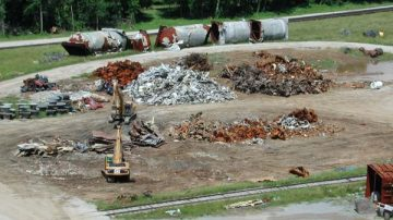 Site Clearing - Clean Up - Excavation