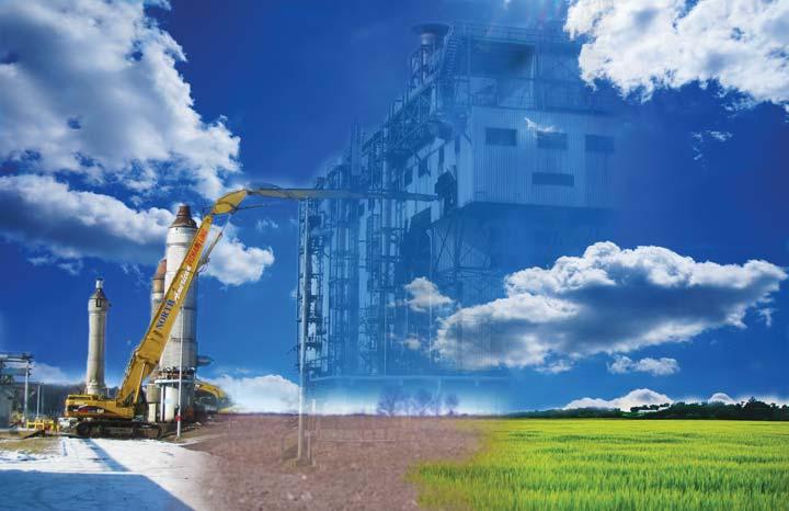 sustainable demolition, environmental demolition