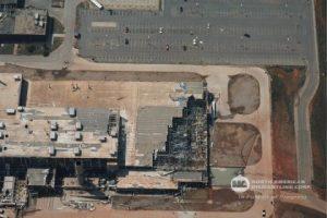 emergency response for tornado at GM plant
