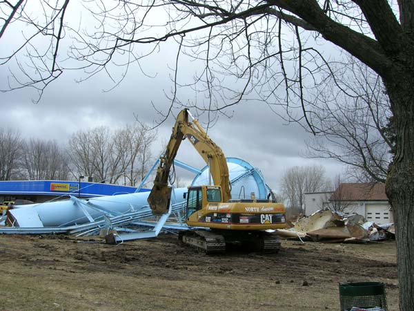 Storage Tank Demolition : Tank removal decommissioning storage tanks