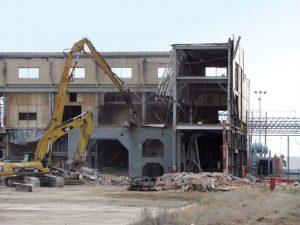 NADC Xcel East Texas Power Plant Demolition