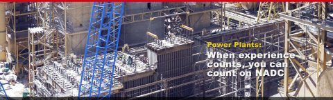 power plant demolition, conversion, decommissioning and dismantling