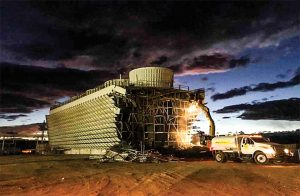 NV Power Plant Demolition