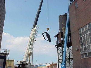 NADC critical lift
