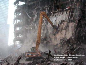 emergency response Trade Center NYC