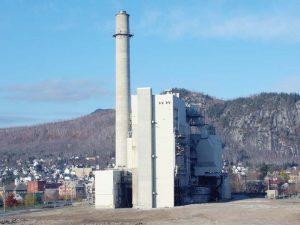bio power plant redevelopment