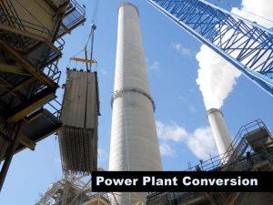 Hunter Power Plant Demolition
