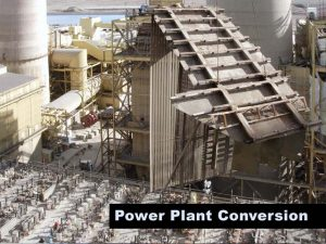 Hunter Power Plant Demolition