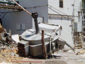 Bayer New Martinsville Plant Demolition