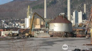 East Kentucky Power Plant Demolition