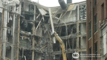 Major Pharmaceutical Facility Demolition