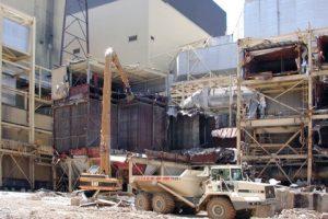 East Kentucky Power Plant Demolition