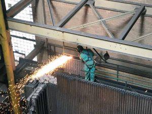 Alliant Power Plant Demolition