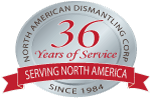 NADC - 36 Years of Service