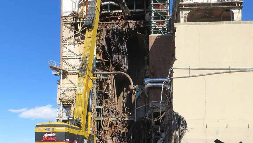 NADC Brings Efficient Demolition to Various States