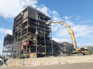 Eagle Valley Coal Plant Demolition